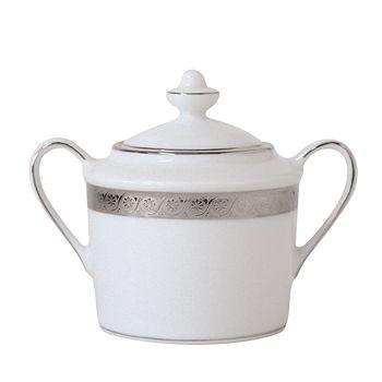 Bernardaud - Torsade Sugar Bowl