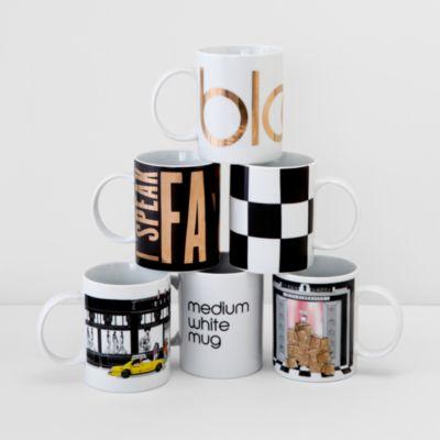 Checkered Floor Mug - 100% Exclusive