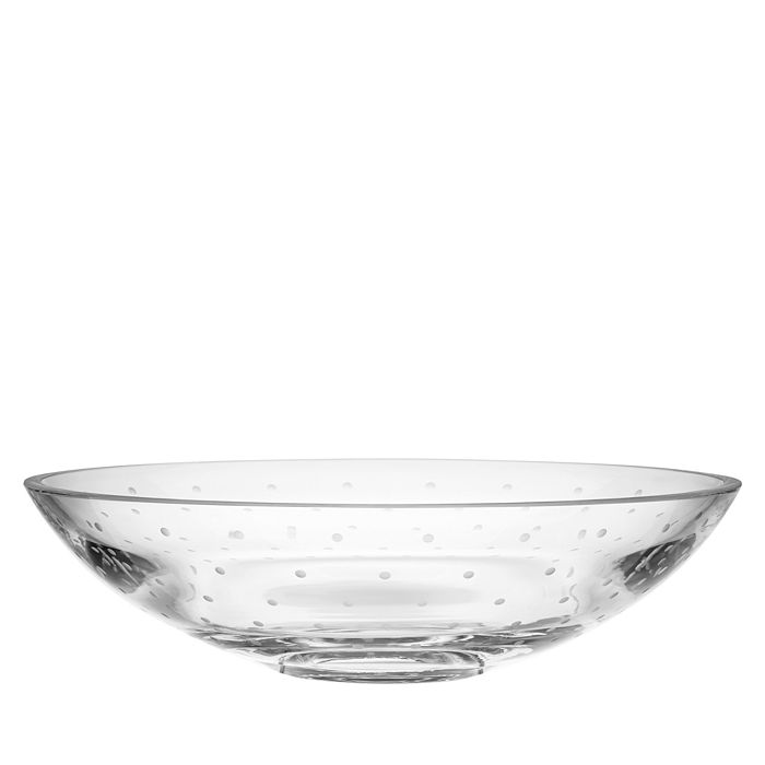 kate spade new york - Larabee Dot Large Low Bowl