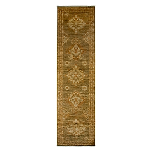 Oushak Collection Oriental Rug, 2'6 x 9'7