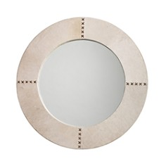 Jamie Young Cross Stitch Mirror, White - Bloomingdale's_0