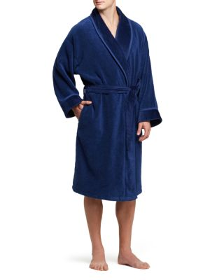 $Hudson Park Velour Robe - 100% Exclusive - Bloomingdale's