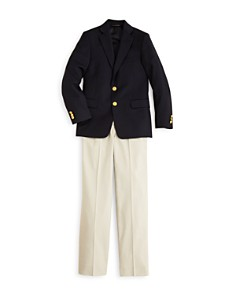 Michael Kors Boys' Wool Blazer & Chino Pants - Big Kid - Bloomingdale's_0