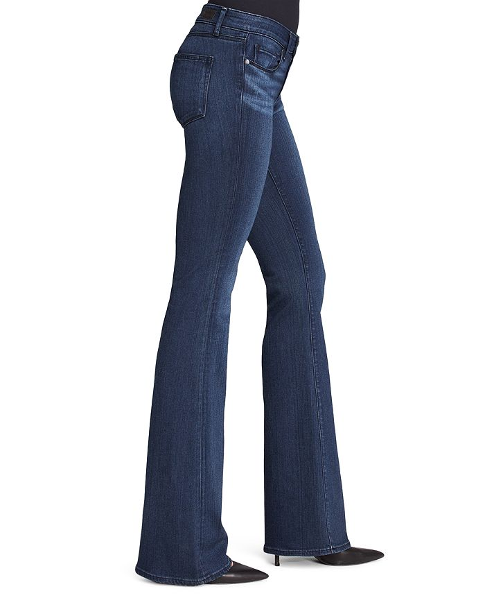2f0f0bba3fc PAIGE Transcend Skyline Bootcut Jeans in Valor | Bloomingdale's