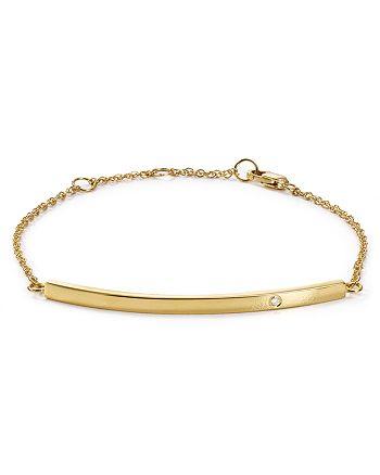 Jennifer Zeuner Chelsea Horizontal Bar Bracelet