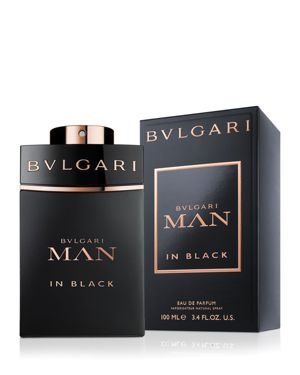 BVLGARI Man In Black 3.4 Oz/ 100 Ml Eau De Parfum Spray