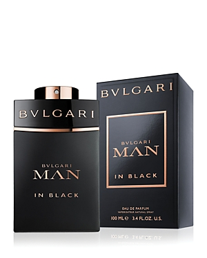 Bvlgari Man in Black Eau de Parfum 3.4 oz.