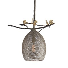 Michael Aram Small Cocoon Pendant Lamp - Bloomingdale's_0