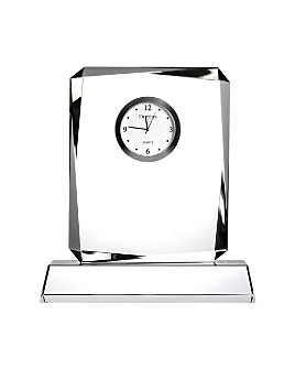 Orrefors - Large Vision Table Clock