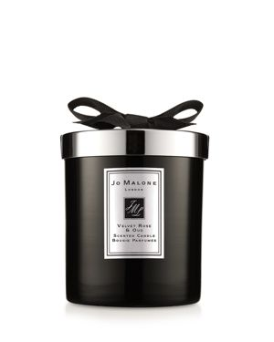 Cologne Intense Velvet Rose & Oud Home Candle/7 Oz., Colorless