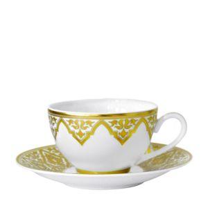 Bernardaud Venise Tea Saucer