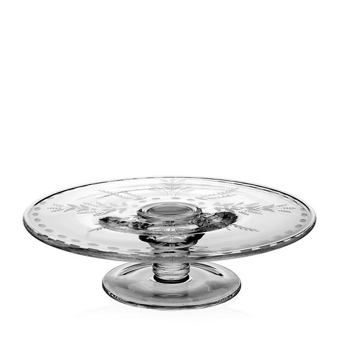 "William Yeoward Crystal - Portia 12"" Serving Plate"