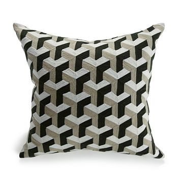 "Mitchell Gold Bob Williams - Graphic Pillow, 24"" x 24"""