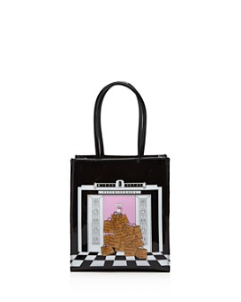 Bloomingdale's - Small Dog/Elevator Tote - 100% Exclusive