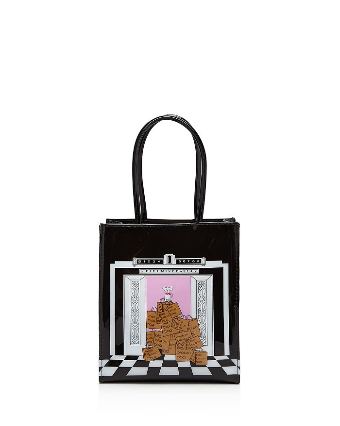 Bloomingdale S Small Dog Elevator Tote