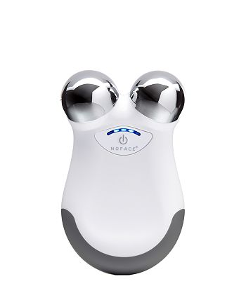 NuFace - Mini NuFACE Trininty Facial Toning Device White