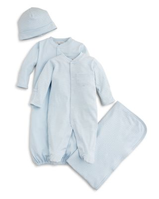 Boys' Striped Footie - Baby