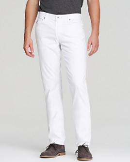 AG - Graduate Tapered Fit in White