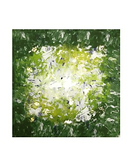 PTM Images - Abstract Whirlpool II Canvas Wall Art