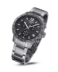 Tissot - Tissot Quickster Anthracite Dial Men's Watch, 42mm