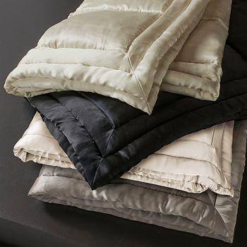 Donna Karan - Silk Quilt, Full/Queen