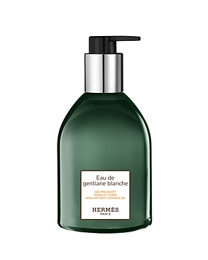 HERMES Eau de gentiane blanche Hand and Body Cleansing Gel at Bloomingdale's