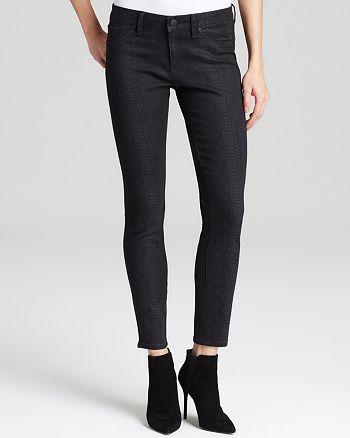 Elie Tahari - Audrey Skinny Jeans in Boa