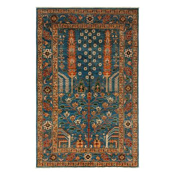 """Bloomingdale's - Adina Collection Oriental Rug, 5'6"""" x 8'5"""""""