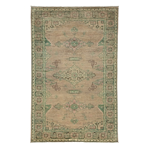 Oushak Collection Oriental Rug, 5'3 x 8'1