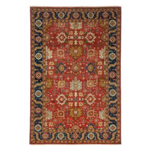 Adina Collection Oriental Rug, 6' x 9'1