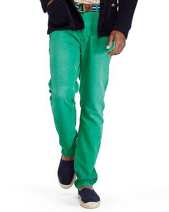 Polo Ralph Lauren - Varick Slim-Straight 5-Pocket Pants