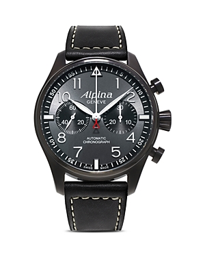 Alpina Startimer Pilot Chronograph Watch, 44mm