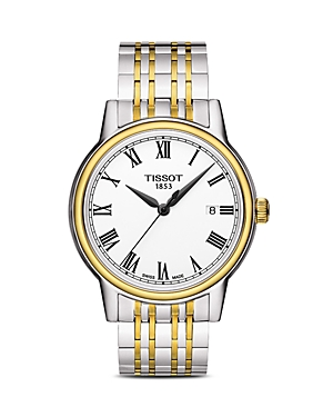 Tissot Two-Tone Carson Watch, 40mm-Jewelry & Accessories