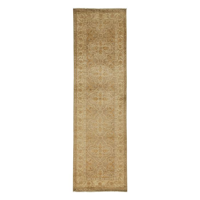 """Bloomingdale's - Oushak Collection Oriental Rug, 3'2"""" x 10'6"""""""