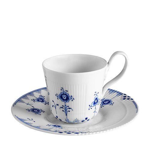 Royal Copenhagen - Blue Elements Cup & Saucer