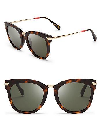 d9b2bf2e4950 TOMS Women's Adeline Polarized Sunglasses, 51mm | Bloomingdale's