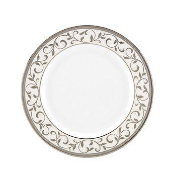 Lenox - Opal Innocence Silver Butter Plate