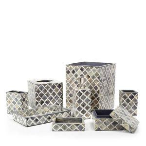 Kassatex Marrakesh Cotton Jar