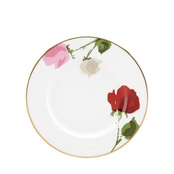 kate spade new york - Rose Park Salad Plate