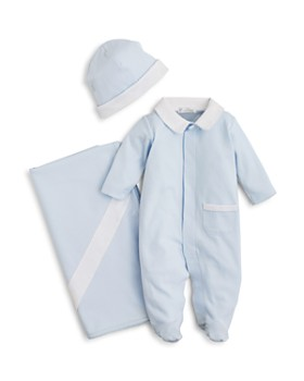 Kissy Kissy - Boys' New Beginnings Hat, Footie & More - Baby