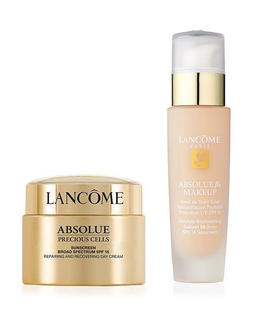 Lancôme - Perfect Pairs: Absolue Precious Cells SPF 15 Day Cream & Absolue Bx Makeup
