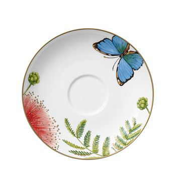 Villeroy & Boch - Amazonia Anmut Teacup Saucer – Bloomingdale's Exclusive