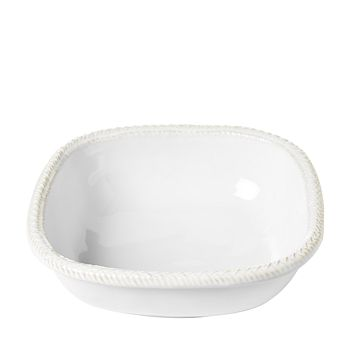 Juliska - Le Panier Square Serving Bowl, 9""