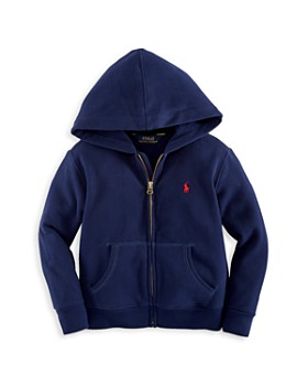 Ralph Lauren - Boys' Full-Zip Hoodie - Little Kid