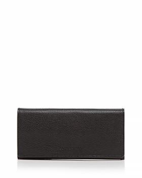 Longchamp - Veau Foulonne Checkbook Wallet
