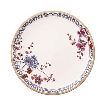Villeroy & Boch - Artesano Provencal Verdure Dinner Plate, White Well