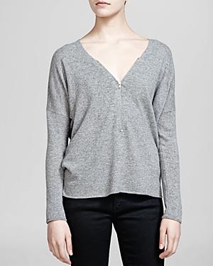 The Kooples Sweater - Zip Front
