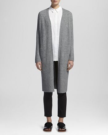 Whistles - Cardigan - Longline Chunky Knit