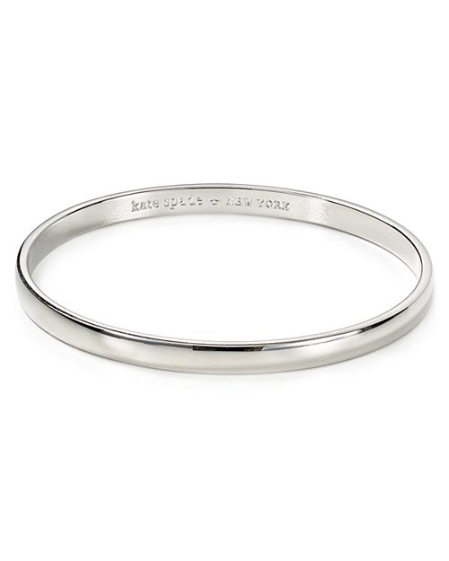 kate spade new york - Find The Silver Lining Idiom Bangle
