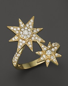 Diamond Starburst Statement Ring in 14K Yellow Gold, .65 ct. t.w. - 100% Exclusive - Bloomingdale's_0